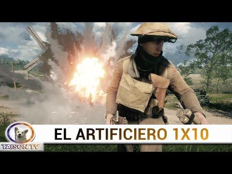 Battlefield 1 El Artificiero 1x10 es Hora de Volar.