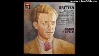 Benjamin Britten : Canadian Carnival for orchestra Op. 19 (1939)