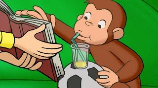 Jorge el Curioso en Español 🐵  Jorge Pone un Puesto 🐵 Episodio Completo 🐵 Caricaturas Para Niños