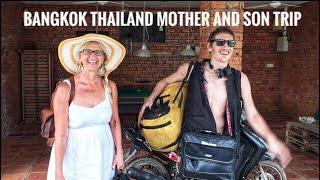 Bangkok Thailand, Mother and Son Trip, Thai Food