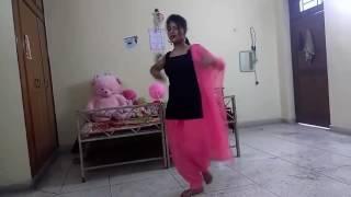 hostel girl dance india