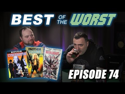 Best of the Worst Cybernator Panther Squad and Project Metalbeast