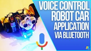 Arduino Project 06: Voice Controlled Robot (Bluetooth and Smartphone)