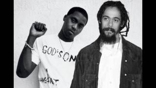 Nas Feat. Damian Marley- Patience (HQ)