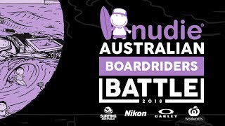 Nudie Australian Boardriders Battle - Sunday