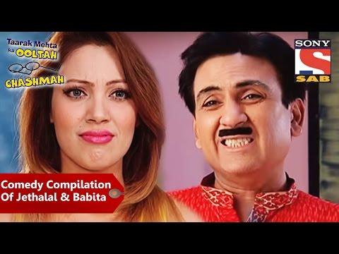 Xxx Mp4 Comedy Compilation Of Jethalal Babita Taarak Mehta Ka Oolta Chashma 3gp Sex