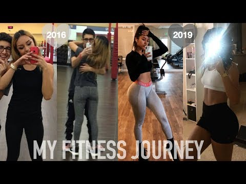 Xxx Mp4 MY FITNESS JOURNEY While Battling An EATING DISORDER 3gp Sex