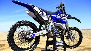 Project 2015 Yamaha YZ 125 2 stroke - Motocross Action