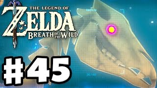 Stalhorse and Hebra Mountains! - The Legend of Zelda: Breath of the Wild - Gameplay Part 45