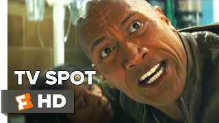 Rampage Extended TV Spot - Us vs. Them (2018)   Movieclips Coming Soon