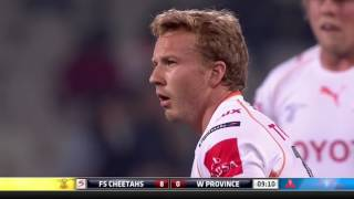 South African Currie Cup  Free State Cheetahs vs Western Province 28 08 15