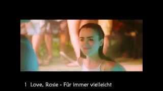 15 Komödien & Liebesfilme #1