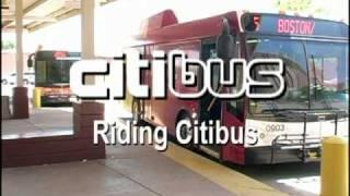 Citibus How to Ride