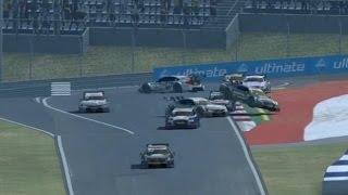 Summary of my race at RRLEAGUES DTM Get Real Cup Red Bull Ring Spielberg