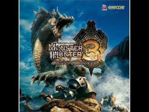 Monster Hunter 3 (tri-) OST - Jhen Mohran  Fight