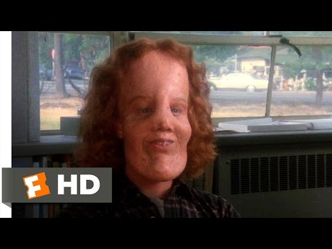 Mask (4/10) Movie CLIP - First Day of School (1985) HD