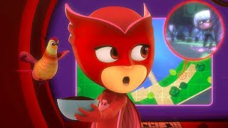 PJ Masks Episodes - Owlette