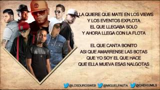 Tumba La Casa Remix Letra Alexio La Bestia Ft  Daddy Yankee, Nicky Jam, Farruko, Arcangel, Zion :)