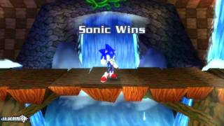 Sonic Rivals 2 - Sonic Story [Part 2/6]