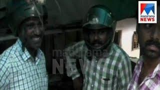 The hawala team attacked SI near Parassala | Manorama News