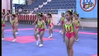 Aerobic   Hệ đội tuyển nhà thiếu nhi tp Hồ Chí Minh   YouTube