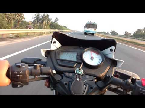 Apache rtr 160 top speed