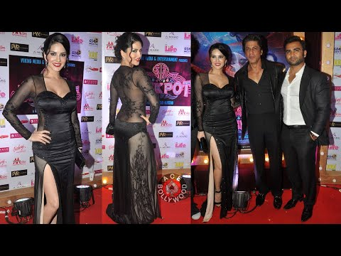 Xxx Mp4 Shahrukh Khan And Sunny Leone TOGETHER At Film Premiere 3gp Sex