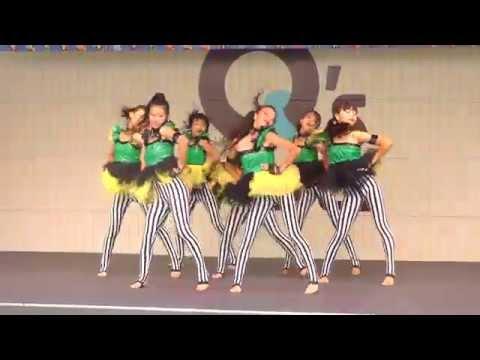 第2回キューズ・スーパーキッズダンスコンテスト ゲスト出演 「PROGRESS」