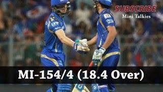 MI vs RCB Match 41HIghlights RCB vs MI - IPL 2016 - K Pollard, Jos Buttler gives Mumbai win #images