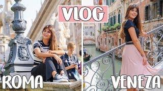 VLOG ITÁLIA: Roma e Veneza!!! || Beatriz Pereira