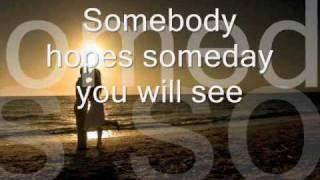 Enrique Iglesias - Somebodys Me with lyrics