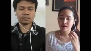 Tak dapat tidur  Cover smule kabayan vs Ikkeputri