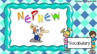 Vocabulary: Family Members