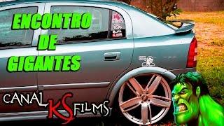 ASTRA BAIXO D+++ ENCONTRO DE GIGANTES = KS FILMS