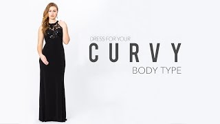 Prom Dresses for a Curvy Body Type