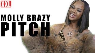 Molly Brazy's 2019 XXL Freshman Pitch