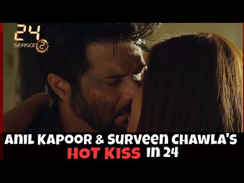 Anil Kapoor & Surveen Chawla's HOT Kiss In 24 India Season 2 | Colors