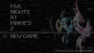 [SFM Ponies]: Five Nights at Pinkie's 2