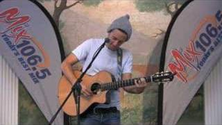 Jason Mraz - You and I Both - Live at Mix 106.5