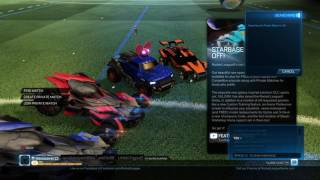 Rocket league , shoutouts, come join and trade