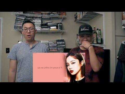 Code Kunst ft. Lee Hi - X Reaction