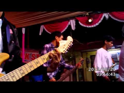 Band Lokal Serang CAHAYA band (cinta terakhir)