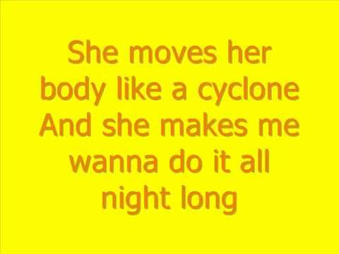 Cyclone lyrics Baby Bash