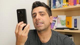 Nexus 5X hands-on (Greek)