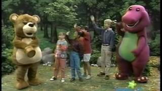 Barney & Friends 2x06 Hoo's in the Forest
