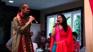 Sharada & Ashwin: Mehendi