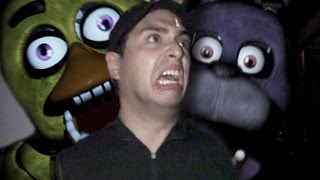 Five Nights at Freddy's PARODY by Brandon Rogers