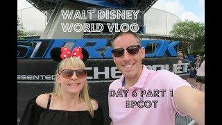 Walt Disney World & Florida Vlog | April 2017 | Day 6 Part 1 Epcot