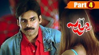 Jalsa Telugu Full Movie || Pawan Kalyan , Ileana D' Cruz ||  Part 4