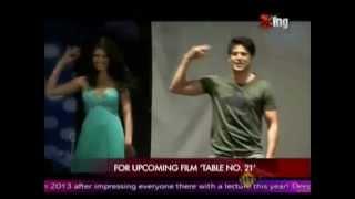 Rajeev Khandelwal & Tina Desai Promote 'Table No 21'